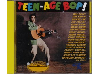 Various Artists - Teen-Age Bop!