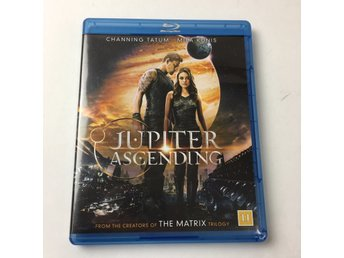 Blu-Ray Disc, Blu-ray Film, Jupiter Ascending