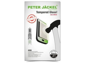 Tempered Glass for Sony Xperia Z1 PETER JÄCKEL HD ON1897