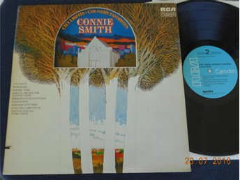 CONNIE SMITH - City Lights - Country Favorites, LP RCA Camden USA 1972