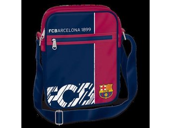 FC Barcelona Axelväska / Skolväska - Bro - FC Barcelona Axelväska / Skolväska - Bro
