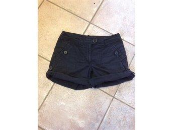 Svarta shorts från H&M storlek 36 - Växjö - Svarta shorts från H&M storlek 36 - Växjö