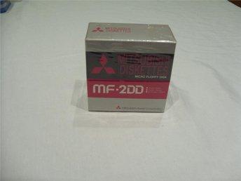 Mitsubishi 3,5 Disketter 10-pack 1,44 MB PC & Mac Nya och inplastade! - överkalix - Mitsubishi 3,5 Disketter 10-pack 1,44 MB PC & Mac Nya och inplastade! - överkalix