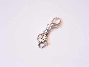 Fickur armband charm / Pocket watch bracelet charm