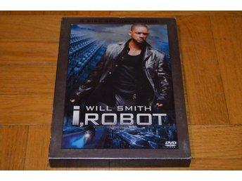 I Robot 2-Disc Special Edition ( Will Smith ) DVD Box
