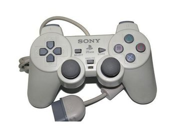 PLAYSTATION ONE CONTROLLER / KONTROLL - PLAYSTATION 1 & ONE - Göteborg - PLAYSTATION ONE CONTROLLER / KONTROLL - PLAYSTATION 1 & ONE - Göteborg
