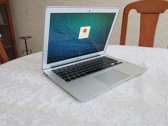 "MacBook Air 13""  i7 / 8GB / 256GB SSD - ett kraftpaket !"