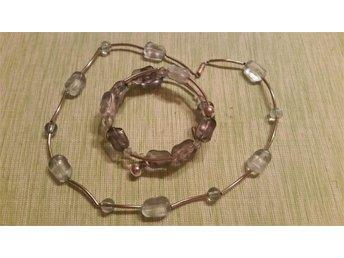 Halsband Armband - Vålberg - Halsband Armband - Vålberg