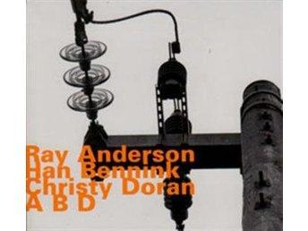 Anderson Ray / Han Bennink / C Doran: ABD (CD) - Nossebro - Anderson Ray / Han Bennink / C Doran: ABD (CD) - Nossebro