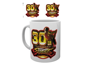 Mugg - Spel - Street Fighter SF30 (MG2243)