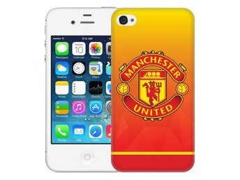 iPhone 4/4s Skal Manchester United