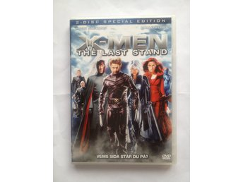 DVD - X-Men The Last Stand