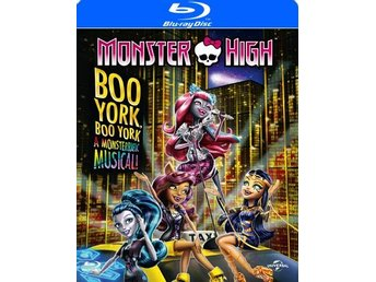 Monster High  9 (Blu-ray)