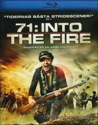 71: Into the fire (Blu-ray)-av John H Lee med Seung-won Cha och Sang-woo Kwone