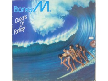 Boney M.-Oceans of fantasy / FIRST PRESSING LP !!!