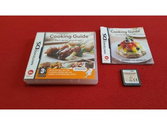 COOKING GUIDE till Nintendo DS NDS
