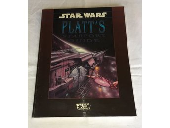 Platt's Starport Guide - Star Wars Role-Playing Game 2nd Edition (West End Games