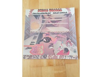 Stevie Wonder Fulfillngess First Finale LP