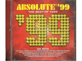 Absolute 99 The best of 1999