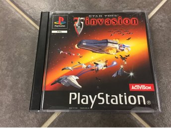 Star Trek Invasion till PS1