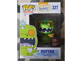 Funko Pop! Animation - Reptar (Cereal) #227