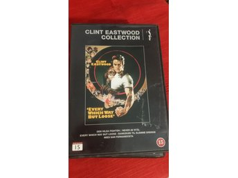 Clint Eastwood collection  NR 22 Every Way But Loose