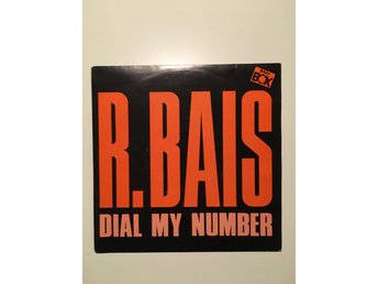 "Bais R. - Dial my number.  7"" 1985 Beatbox"