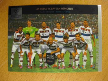 MAGIC MOMENT - UE132 ROMA - B MUNCHEN - C.L 2014-2015 - UPDATE