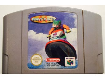 ~ NINTENDO 64 WAVE RACE  ~