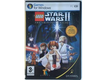 LEGO Star Wars II: The Original Trilogy - PC - FINT SKICK - Komplett