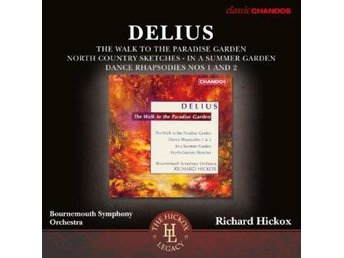 Delius, Frederick: Orchestral Works (CD)