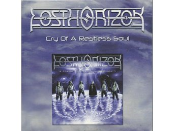 LOST HORIZON -CRY OF A RESTLESS SOUL - PROMO! (PAPP FÖDRAL)