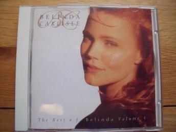 Belinda Carlisle / The best of vol1 - Simrishamn - Belinda Carlisle / The best of vol1 - Simrishamn