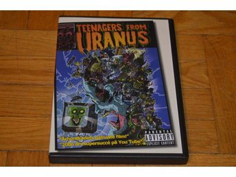 Teenagers From Uranus - 2006 - DVD