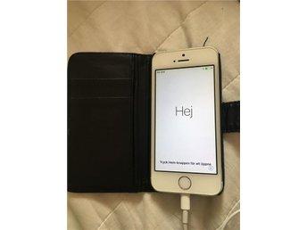 iPhone 5s silver plånboksskal , olåst - Uppsala - iPhone 5s silver plånboksskal , olåst - Uppsala