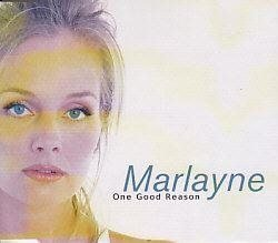 "Eurovision 1999 Netherlands Marlayne ""One good reason"" CD-single"