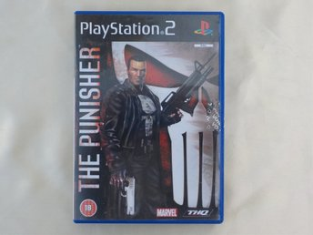 PS 2 SPEL, THE PUNISHER