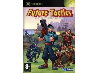 XBOX - Future Tactics: The Uprising (Beg)