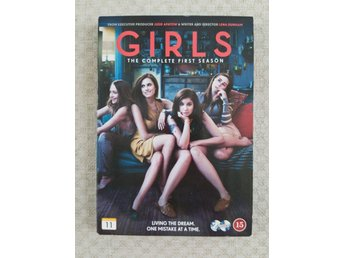 Girls - Säsong 1 - DVD