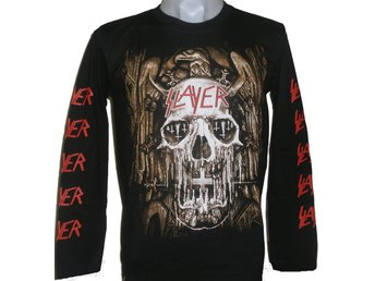 LONG-SLEEVED T-SHIRT: SLAYER  (Size XL)