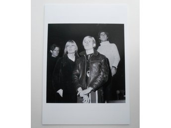 ANDY WARHOL + NICO + 2 - 'Freakout' Party, Long Island NY 1966