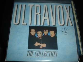 """Lp Ultravox-The Collection"