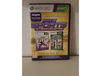 Kinect Sports ultimate collection till Xbox 360