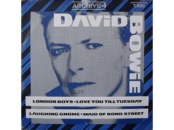 "DAVID BOWIE Archive4 12"" EP"