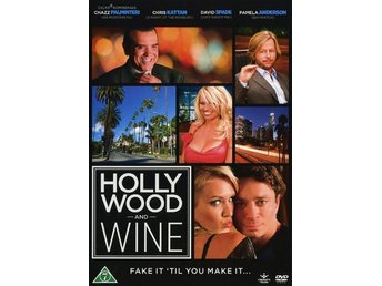 Hollywood and Wine (DVD) Komedi med Nicky Whelan