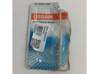 Osram, Halogenlampa, Transparent