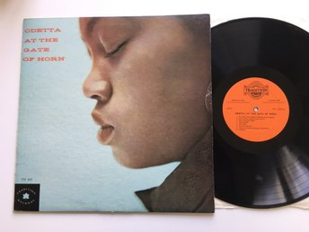 Odetta At the gate of horn Tradition Records USA 1966