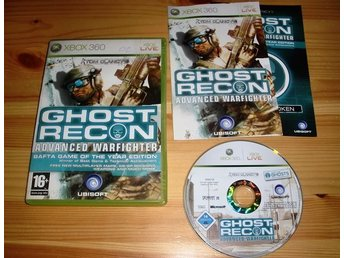 Xbox 360: Tom Clancys Ghost Recon Advanced Warfighter