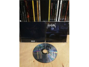 "REPTILIAN - ""Perennial Void Traverse"" CD AUTOPSY  death metal Obliteration"