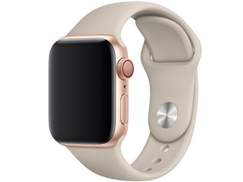 Silicon Band 42/44mm Apple Watch Armband - (STONE)